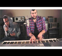 "Futuristic & Jerrin Jaramillo - ""Say Something"" Cover - A Great Big World"