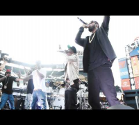 G-Unit Perform @ Citi Field