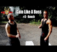 GAIN LIKE A BOSS #3 - Bauch