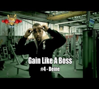 GAIN LIKE A BOSS #4 - Beine
