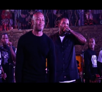 "Game Brings Out Dr. Dre at His ""The Documentary"" Album 10 Year Anniversary Concert"