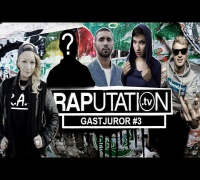 GASTJUROR #3 - Wer ist es? - Visa Vie, Weekend, Sookee & MoTrip  (RAPutation.tv)