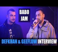 GEEFLOW & DEFKHAN - INTERVIEW über FARID BANG HOLZ PARODIE, TÜRKISCHER RAP,