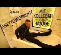 GHETTO WORKOUT mit KOLLEGAH & MAJOE (rap.de-Spezial)