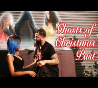 """Ghosts of Christmas Past"" (A Christmas Carol Parody) #ADDMovies"