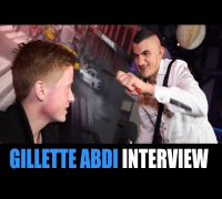 GILLETTE ABDI INTERVIEW: Kay One, KC Rebell, Andale, Obama, BOZ, Bushido, Manuellsen, Merkel, Veysel