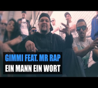 GIMMI FEAT. MR. RAP - EIN MANN EIN WORT - TV STRASSENSOUND VIDEOPREMIERE