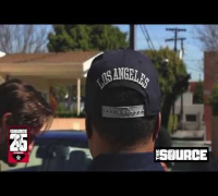 Go Behind The Scenes with The Source TV for our Cover Shoot with Ice Cube