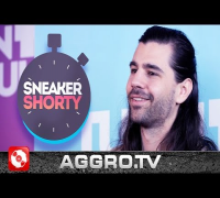 GOLD 'RDGLDGRN' - SNEAKER SHORTY -TUNRSCHUH.TV AUF AGGROTV