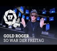 Gold Roger - splash!17 Freitag