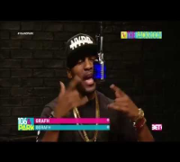 Grafh in the backroom at 106 &Park