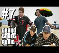 GRAND THEFT AUDIO #7 | Maserati fahren (Celo & Abdi Sync)