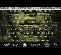 """GReeeN geht auf """"Alles Grün Tour 2014"""""""
