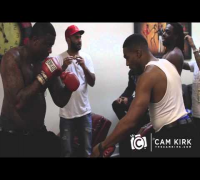 """Gucci Balboa"" ( Gucci Mane Boxing Full Video ) Documented by Cam Kirk"