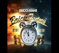 Gucci Mane Ft. Keha & PeeWee Longway - Down And Out [Brick Factory Vol. 2 Mixtape]