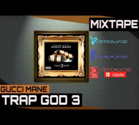 Gucci Mane - Go For It [Trap God 3 Mixtape]