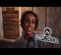 Hadnet Tesfai für RAPutation.tv: Frauen ans Mic!!