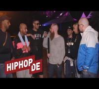 Haftbefehl, Celo & Abdi, Capo und Co. auf dem Splash (Interview) - Toxik trifft (Splash! 17)