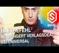Haftbefehl verlängert Verlagsdeal bei Universal Music Publishing
