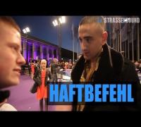 HAFTBEFEHL weiss wer beim ECHO ist! - TV STRASSENSOUND