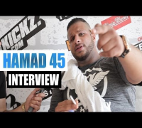HAMAD45 INTERVIEW: Out4Fame, Promiboxen, Farid Bang, KC Rebell, Toony, Dib Akil, Mundpropaganda, WM