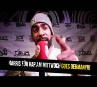 HARRIS SHOUT OUT FÜR RAP AM MITTWOCH GOES GERMANY (ANSAGE)