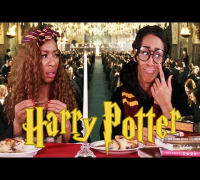 Harry Potter Parody #ADDMovies ft. Simone Shepherd, Kiya Roberts, & King Keraun
