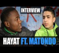 HAYAT & MATONDO INTERVIEW: Eko, Berlin, Serc, Habibi Brüder, Kurdo, Bushido, Seyo, Alpa Gun, Massiv