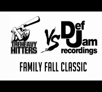 Heavy Hitters vs Def Jam Family Fall Classic 2014 Softball Game