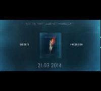 Heisskalt - Vom Stehen und Fallen Tour 2014