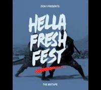 Hella Fresh Fest Mixtape