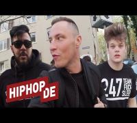 Heroin, Sex, Gewalt & 1 Skateboard: Sierra Kidd & Hadi El-Dor privat wie nie! - Backstage