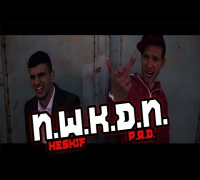 Heskif & P.A.D. - N.W.K.D.N. (prod. by Phat Crispy) | Official HD Video 2014
