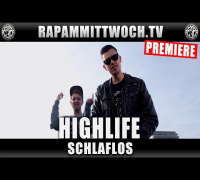 HIGHLIFE (TIGHTY & CENCE) - SCHLAFLOS FEAT. ZALIA & DIZZECH - PROD. BY MRJAH