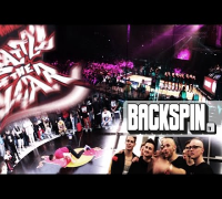 Hinter den Kulissen beim Battle of the Year 2014 | BACKSPIN TV