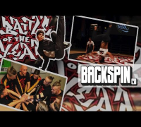 Hinter den Kulissen beim Battle of the Year Germany 2014 | BACKSPIN TV