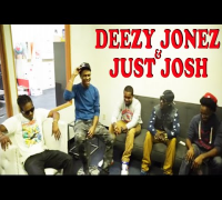 Hip Hop Artists Deezy Jonez & Just Josh Stop by ADD