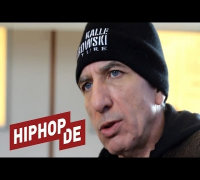 Hiphop.de Awards 2013: Ralf Richter im Interview (Behind the Scenes)