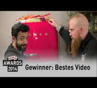 Hiphop.de Awards 2014 Gewinner: Bestes Video