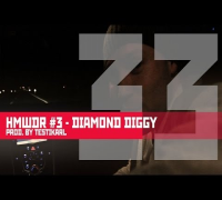 HMWDR #3 No. 33 - Diamond Diggy (Testikarl)