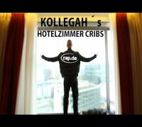 HOTELZIMMER CRIBS mit KOLLEGAH (rap.de-Spezial)