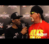 HULK HOGAN and JOHN CENA vs DJ WHOO KID for WRESTLEMANIA 30