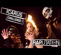 Icarus - 56 89 23 (RAPutation.tv Runde I)