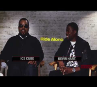 Ice Cube And Kevin Hart Go For A 'Ride Along'