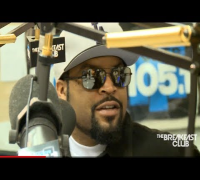 Ice Cube Interview With The Breakfast Club Power 105.1 (FULL INTERVIEW) WSHH