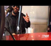 ICE CUBE vs DJ WHOO KID on the WHOOLYWOOD SHUFFLE iPhone Interview