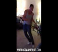Ice JJ Fish New Dance (Looks Like He's Having A Seizure)