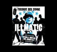 Illmat!c - Bouncin´ feat. Adiam 'OfficILLZ Bootleg - der junge ILLZ' Album (Official Audio 3pTV)
