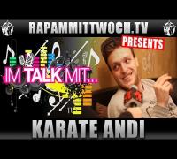 IM TALK MIT: Karate Andi sprach mit Beety über sein Album, Drogen und Pilsator (INTERVIEW)