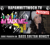 IM TALK MIT: Stellt Eure Fragen an Bass Sultan Hengzt (ANSAGE)